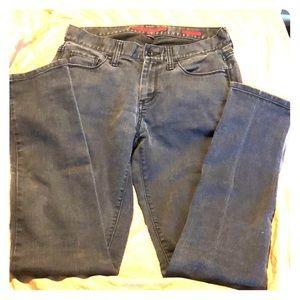 Banana Republic Limited Edition dark grey jeans 6